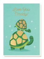 Stormy Knight 'Love You Daddy' Card